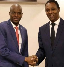Dialogue between President Jovenel Moïse and the opposition
