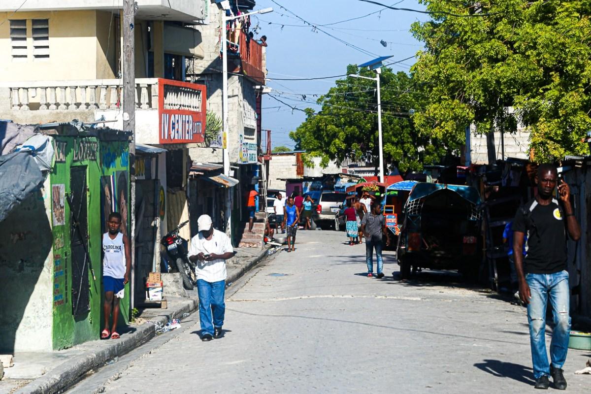 haiti social media
