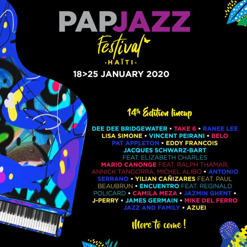 Pap Jazz Festival is a go