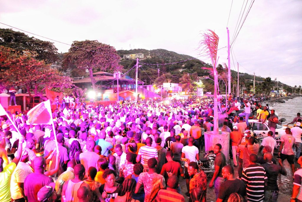 Carnival continues in Cap-Haitien without Sweet Micky