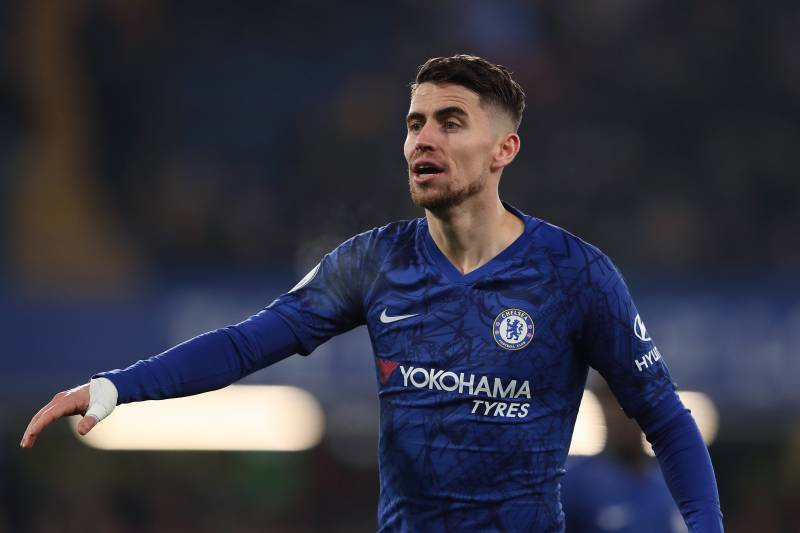 Agent for Chelsea's Jorginho on Possible Juventus Transfer: 'Why Not?'