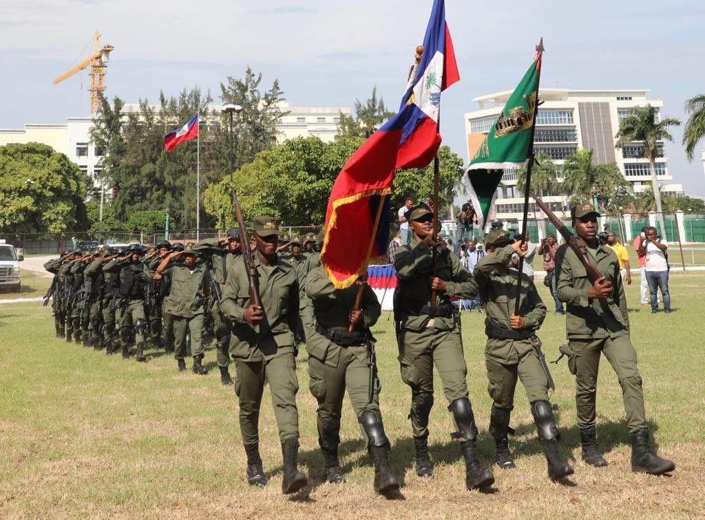 Crisis Unit Assembled to Assess Haiti Police Forces  Demands