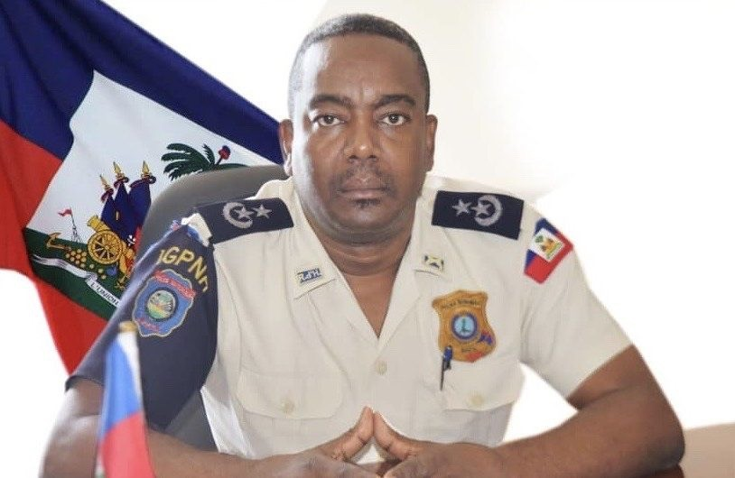 Covid-19 Haiti: Police chief inspector general, Hervé has Julien tested positive