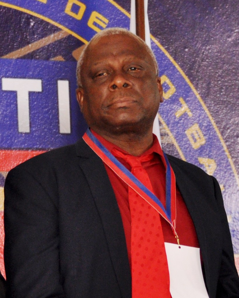 Joseph Varieno Saint-Fleur appointed provisional president of the Haitian Football Federation