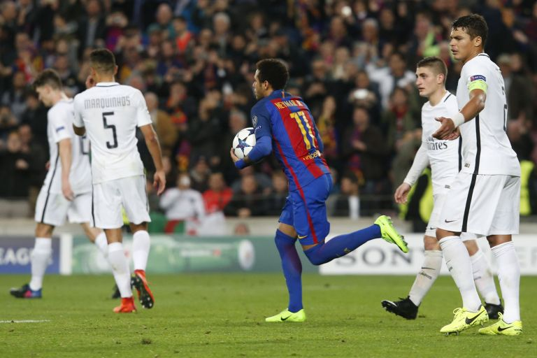 Nickname For Barcelona's 6-1 Win Over PSG is Now an Official Word in French Dictionary