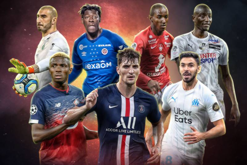 7 Ligue 1 Players Who Could Be on the Move This Summer