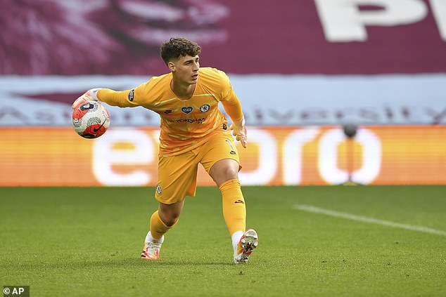 Valencia 'want Chelsea's Kepa on two-year loan deal'… in exit which may open up Ajax keeper Onana