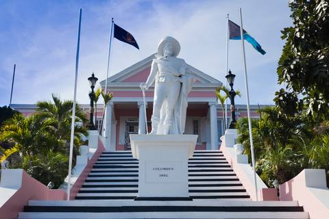 People in these Caribbean nations want statues of Columbus and Lord Nelson taken down