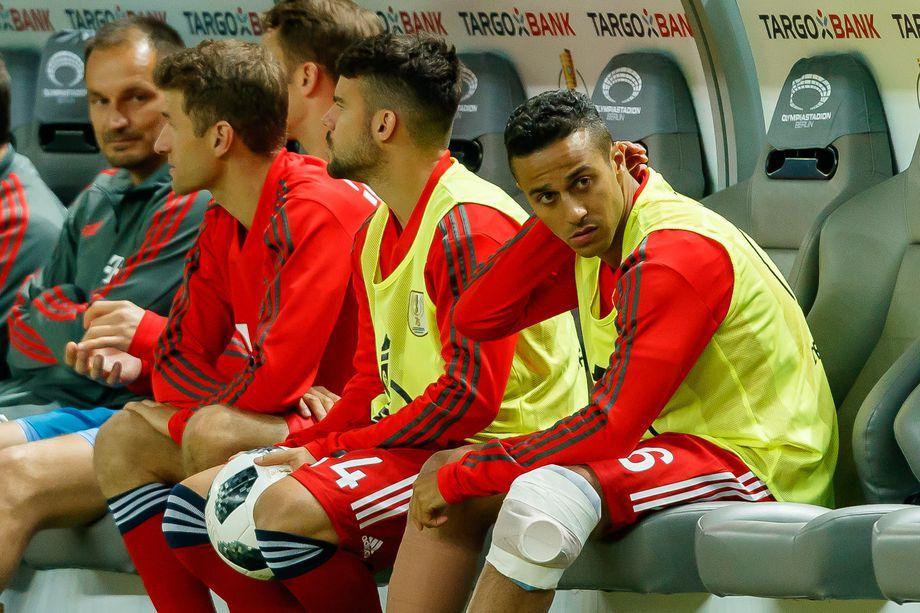 Does Bayern Munich need Thiago anymore?