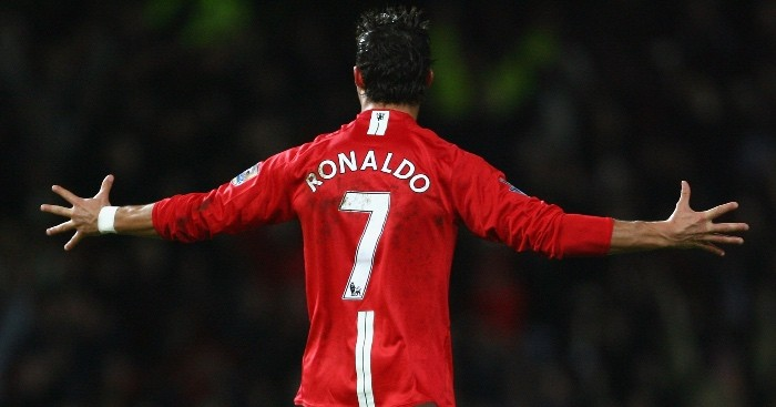 Ranking every player to wear No.7 for Man Utd in the Premier League