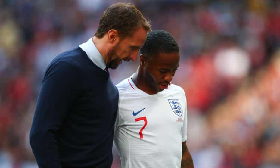 Gareth Southgate demands an end to white privilege in football
