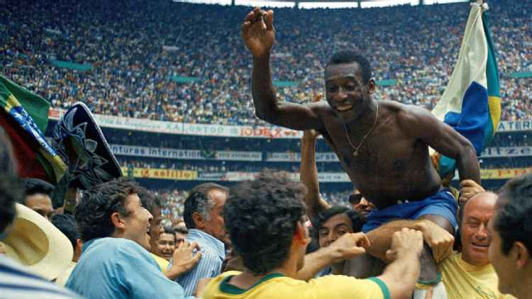 Brazil's 1970 World Cup win and the football revolution that followed