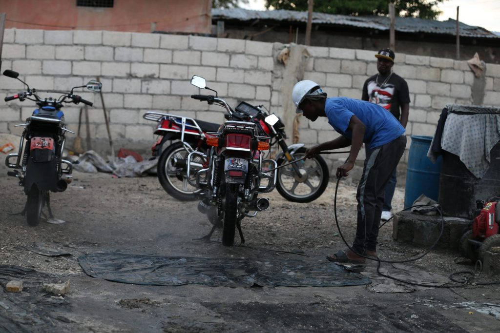Haiti's 2019-2020 budget, funded at 15.1% by the BRH, devotes 8.56% to the fight against the Covid-19