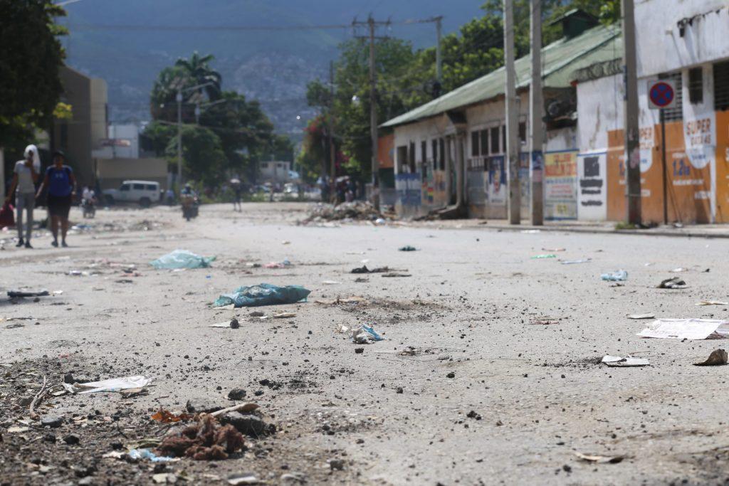 Cité Soleil, Haiti's largest slum, once again becomes an open-air killing field