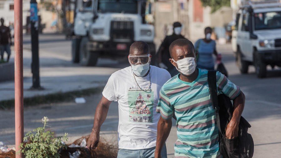 Haitian Officials Say Coronavirus Infections Have Reached Their Peak, not so fast PAHO warns