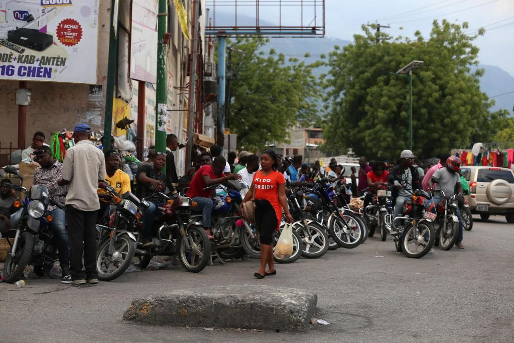 In Haiti One budget hides the other, the problems remain