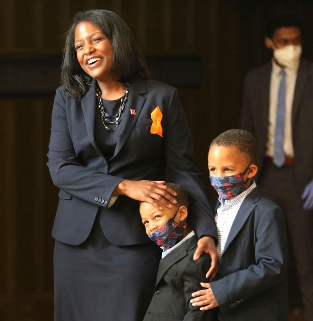 Fabiana Pierre-Louis: Daughter of Haitian immigrants, NJ Supreme Court nominee