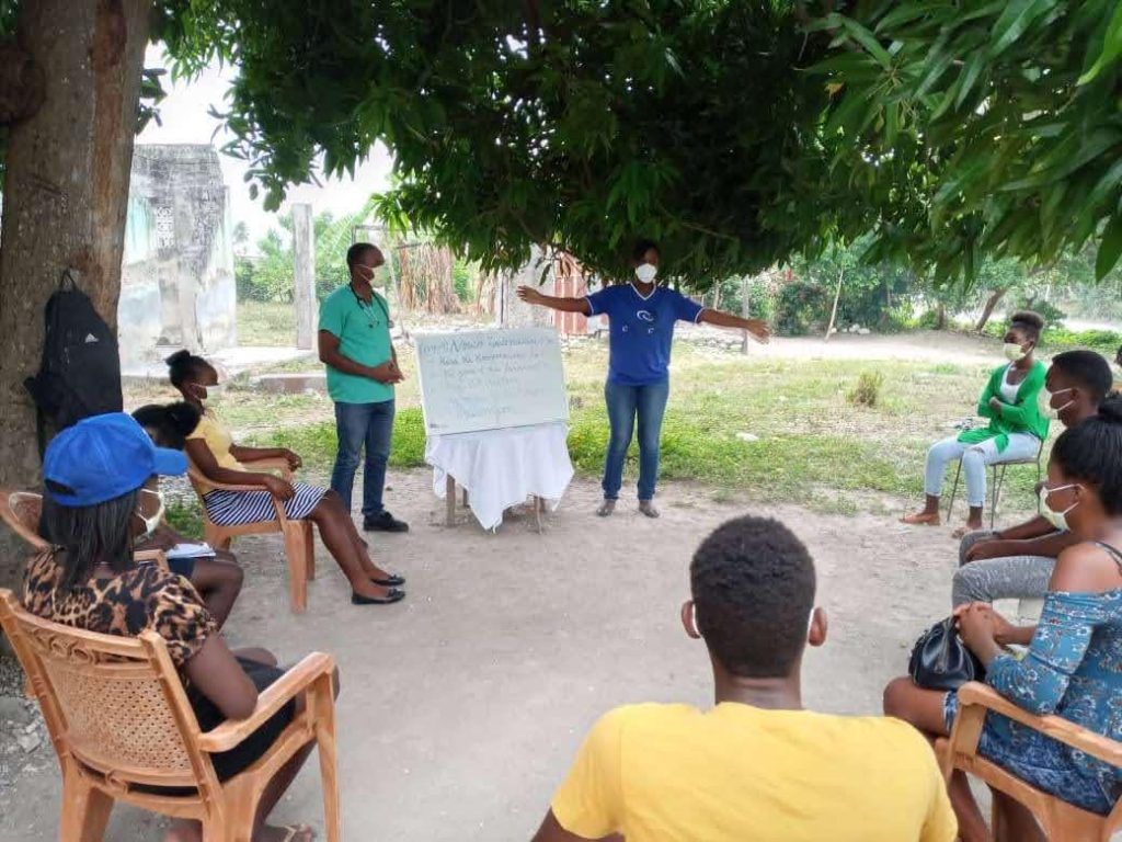 How One Haiti Nonprofit is Doing Its Part in Haiti's COVID19 Response