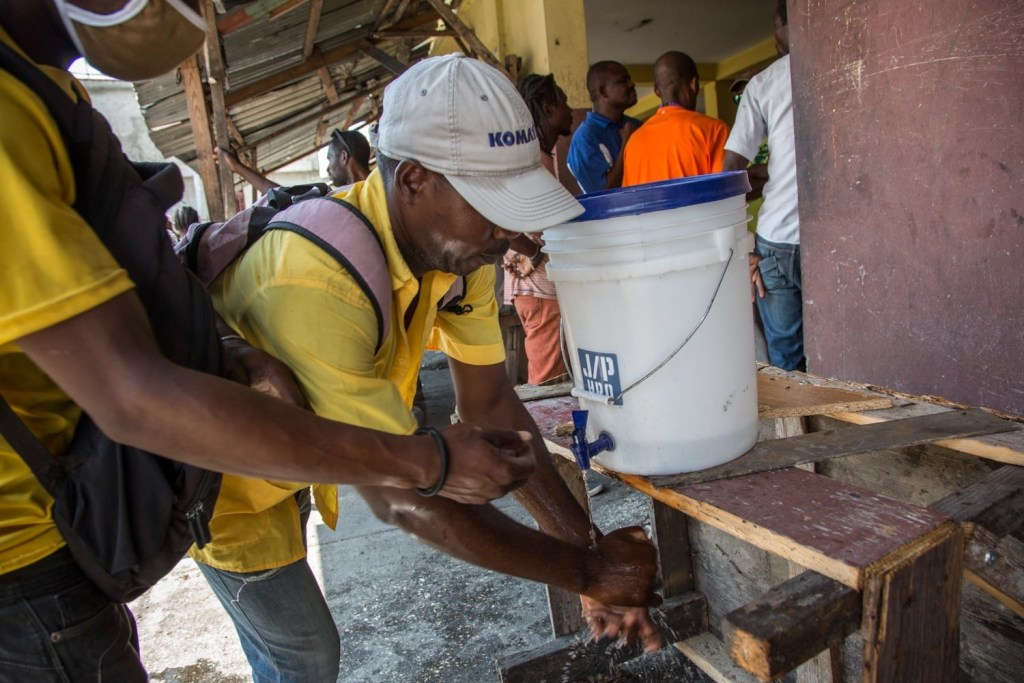 Covid-19: situation appears under control, Haiti emerging from health emergency
