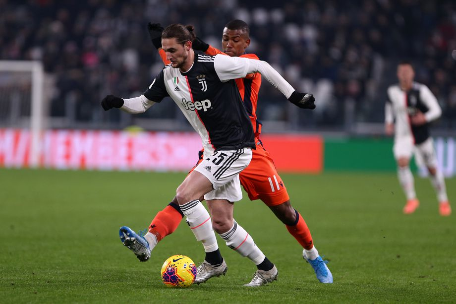 Juventus vs. Udinese match preview