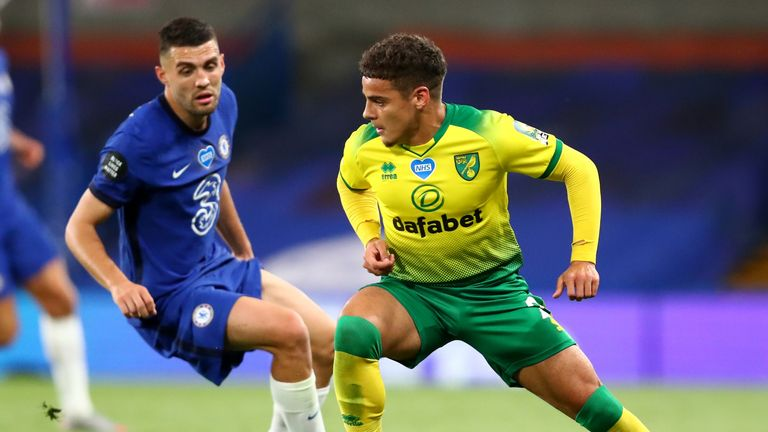 Bayern Munich keen to sign Max Aarons from Norwich City for £18.3m