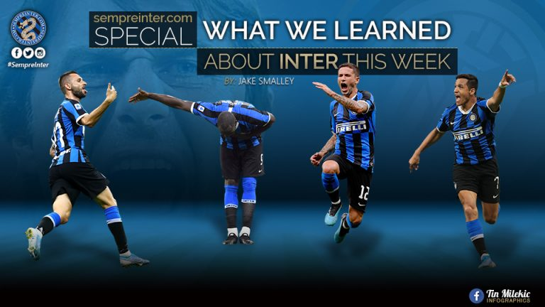 What We Learned From Inter This Week – Mister Conte Please Be Proactive, Not Reactive