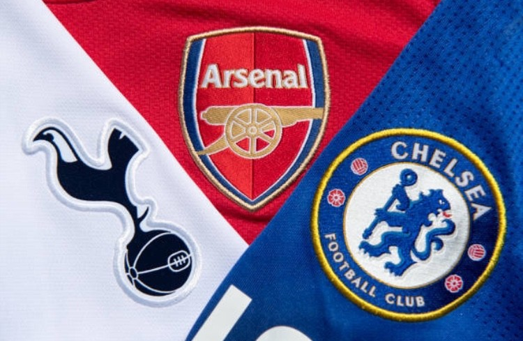 Arsenal, Chelsea, Crystal Palace, Tottenham and West Ham at odds over five-sub ruling for next season
