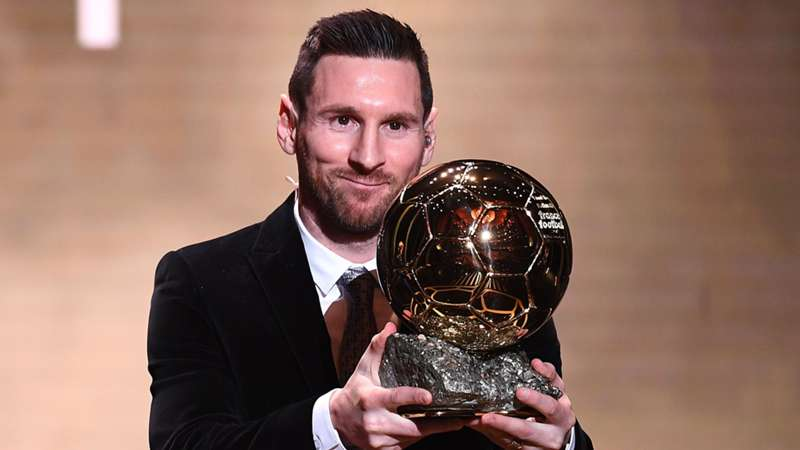 Messi, Ronaldo & Co see 2020 Ballon d'Or cancelled due to coronavirus pandemic