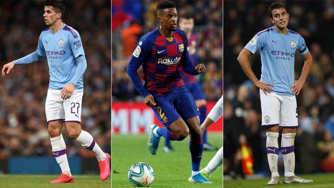 Barça-Man City swap deal: Eric Garcia and Cancelo in exchange for Semedo