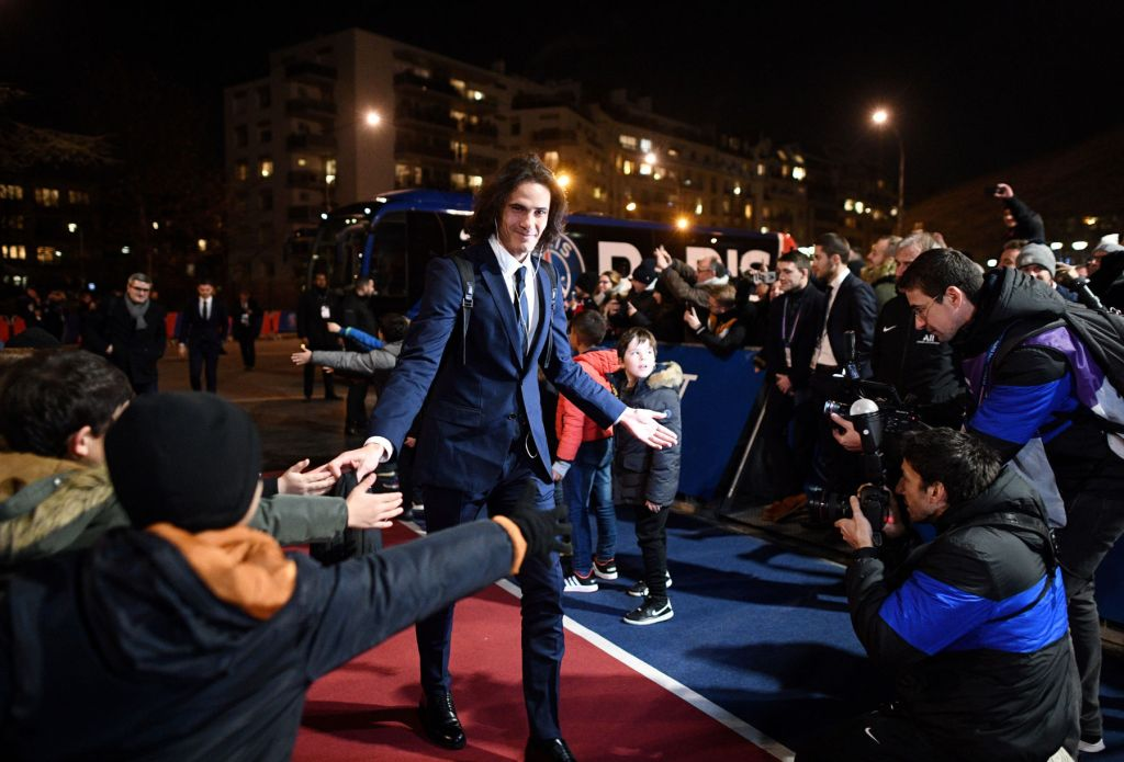Roma the Favorites to Land Cavani; Atlético to Look Elsehwere