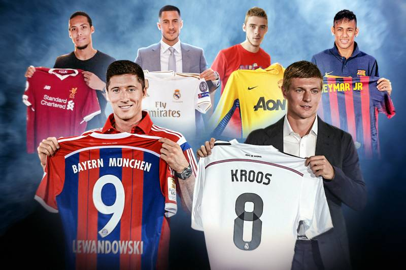 Picking Every Major European Team's Best Transfer Since 2010
