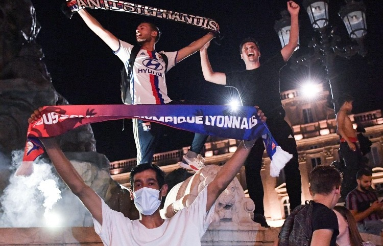 Lyon eye Man City Champions League shock with signs of 'OL DNA' returning