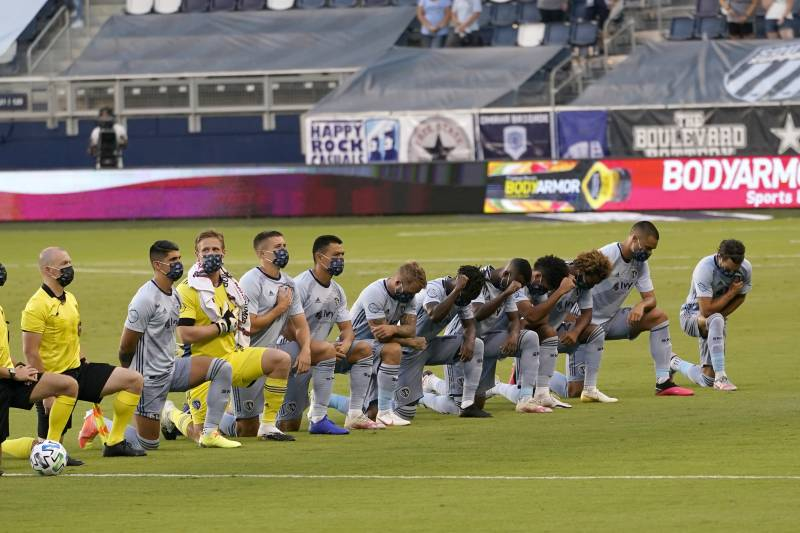 MLS Postpones All Wednesday Games to Protest Police Shooting of Jacob Blake