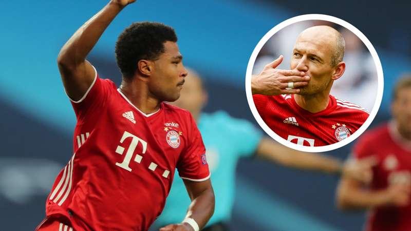 Robben's rightful heir: Gnabry seals superstar status as Bayern march on
