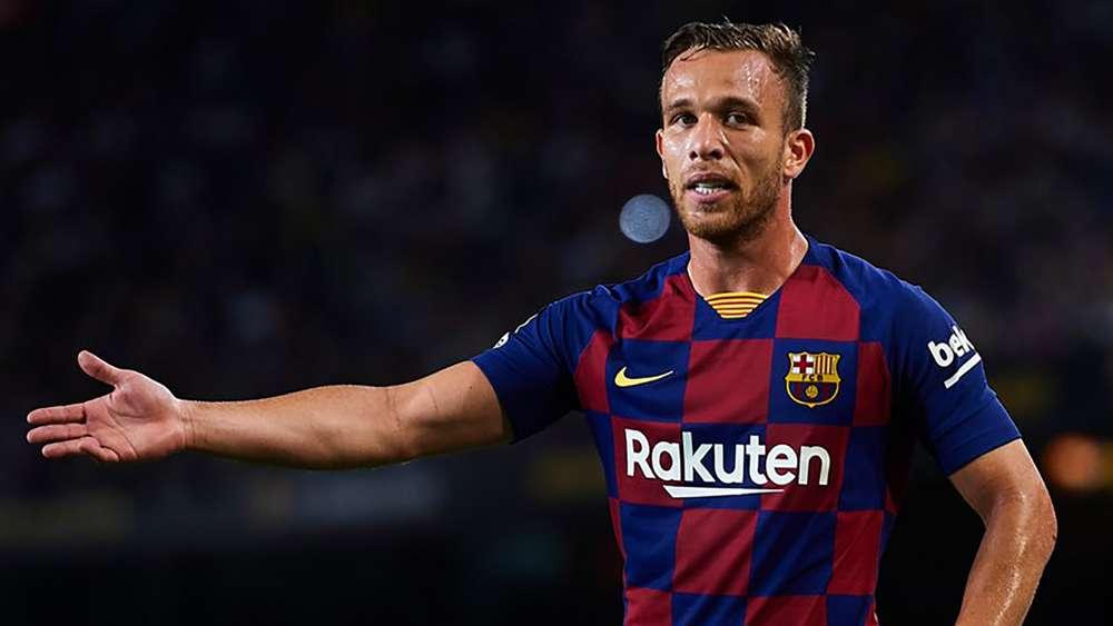 An unacceptable act of indiscipline' – Bartomeu condemns Arthur for bailing on Barcelona