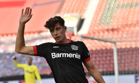 Chelsea reopen talks over Havertz fee but still at least €20m shy of valuation