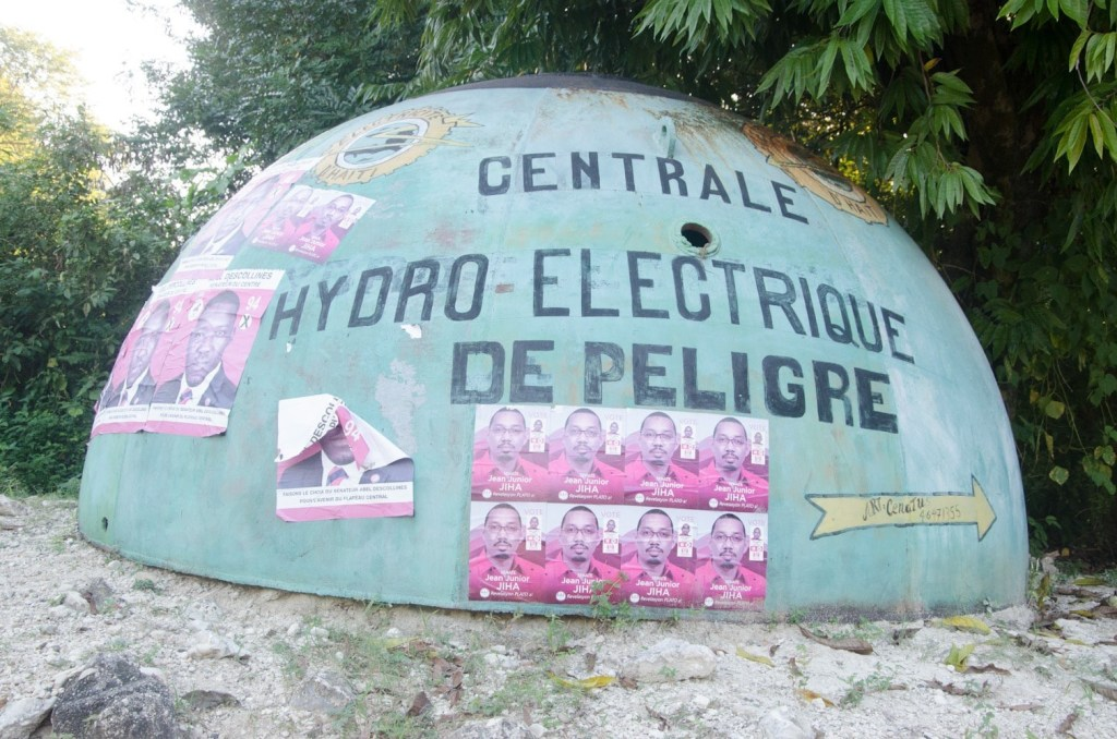 In Haiti, Electricity is a Luxury