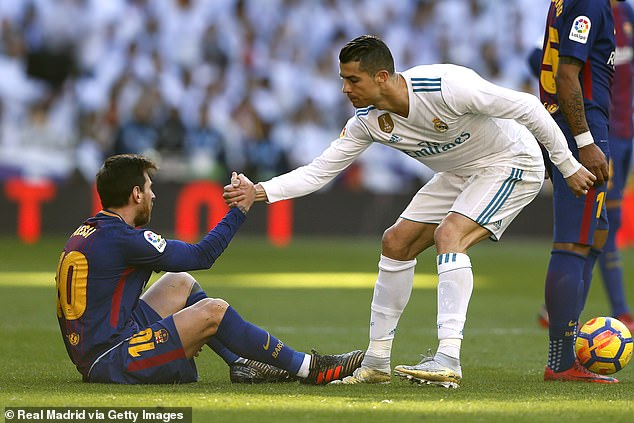 Cristiano Ronaldo 'offered to Barcelona' in move that would pair him with Lionel Messi