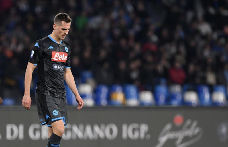 Roma and Napoli reach agreement over Milik transfer