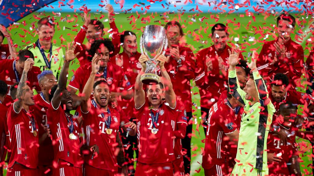 Bayern Munich's Super Cup Victory Sets Remarkable European Record