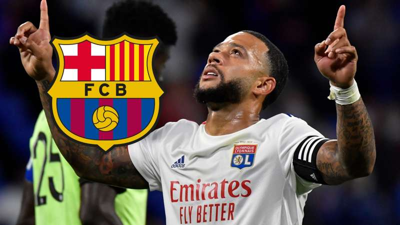 Lyon's Juninho responds as Depay-to-Barcelona rumours swirl