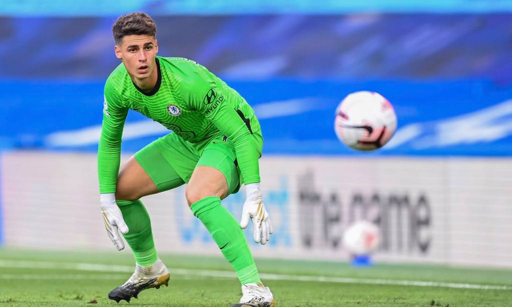 Kepa mistake seals his fate at Chelsea, regardless of Mendy's arrival