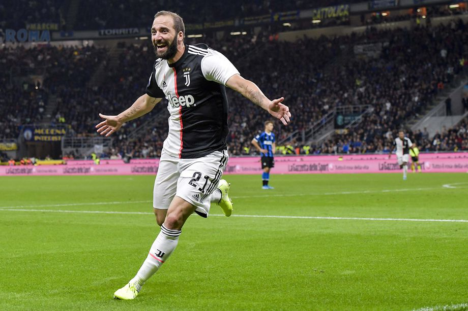 Gonzalo Higuain leaves Juventus by mutual consent