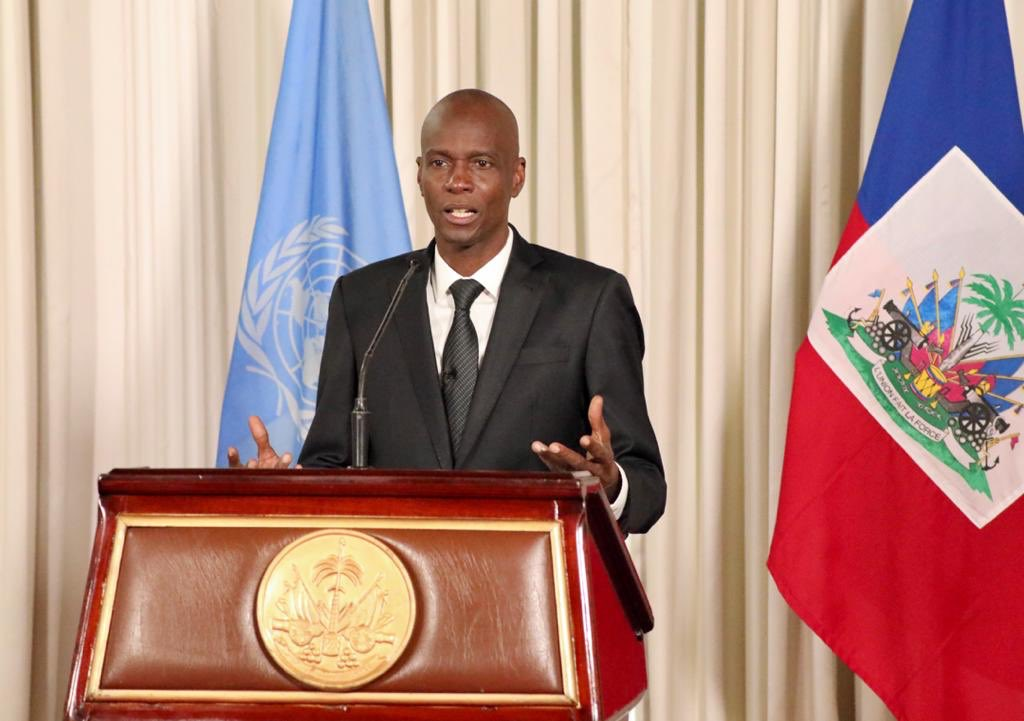 President Moïse is firm on holding election despite complaints