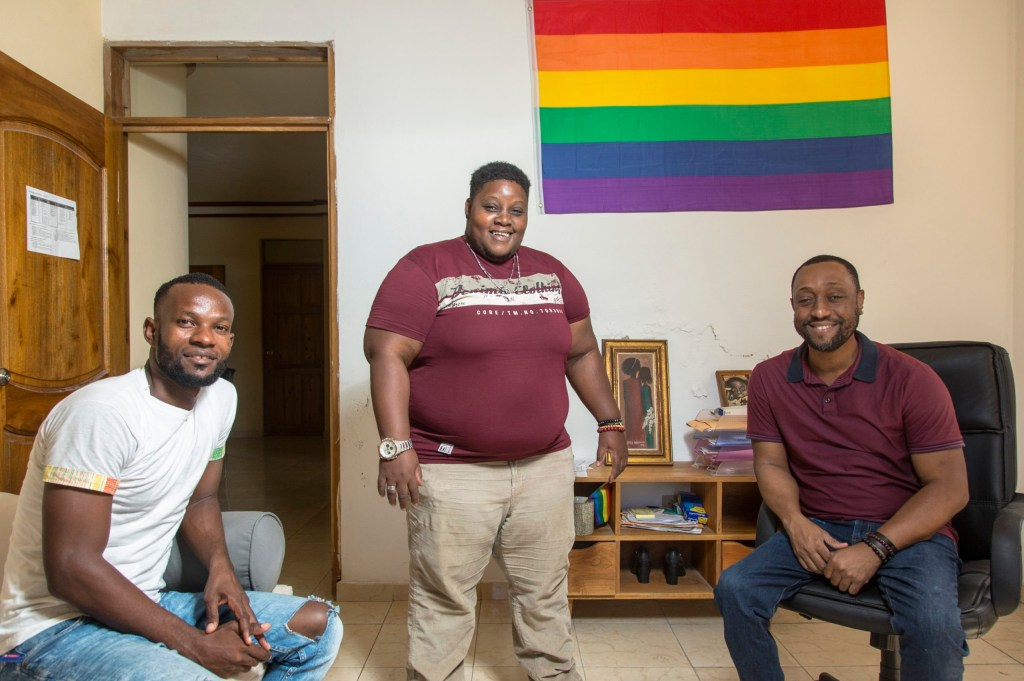 Haiti's LGBTQ demand rights, say time is now