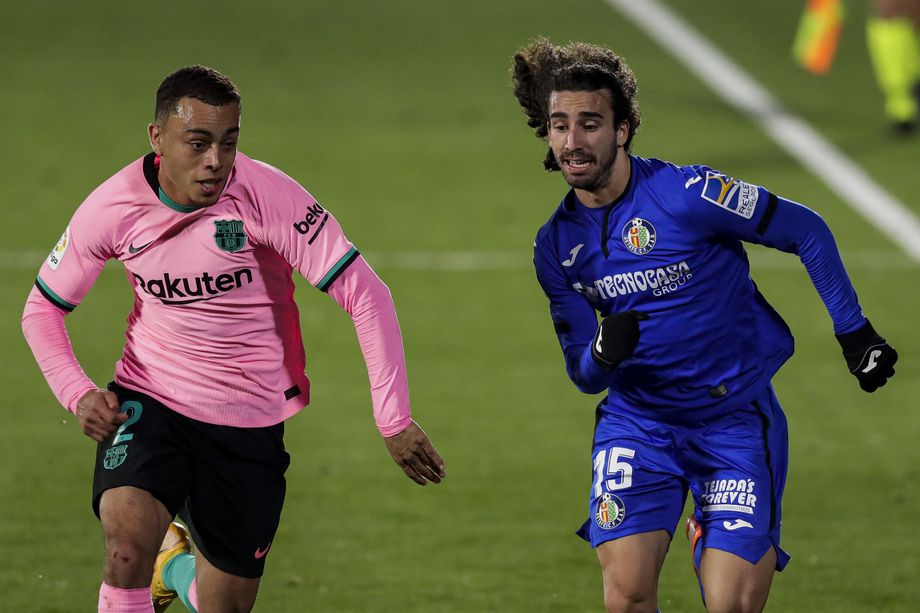 Five talking points from Barcelona's defeat to Getafe