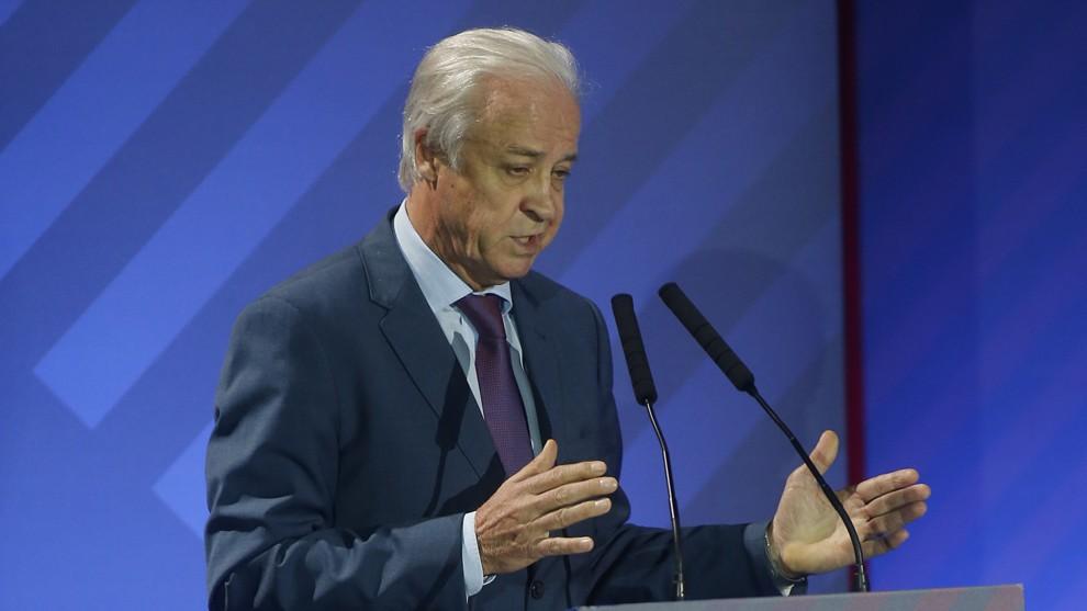 New Barcelona interim president named after Bartomeu exit