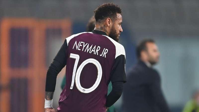 Neymar could miss PSG's next few games through injury, fears Tuchel