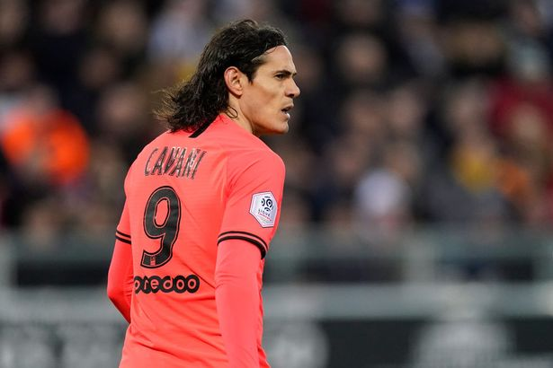 Ole Gunnar Solsjkaer facing Man Utd headache after Edinson Cavani blow
