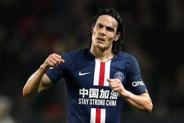 "Edinson Cavani transfer ends Man Utd ""dream"" for his new teammate"